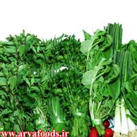 مرکز خرید آنلاین سبزیجات تازه شیراز